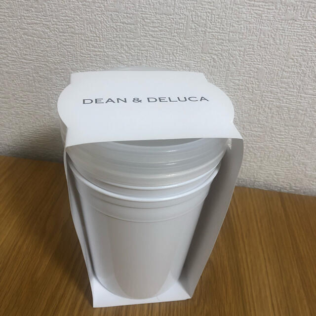 DEAN & DELUCA(ディーンアンドデルーカ)のDEAN&DELUCA フードコンテナセット インテリア/住まい/日用品のキッチン/食器(容器)の商品写真