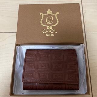 Q-pot. - q-pot.  チョコレートバー ミツオリザイフ  キューポット