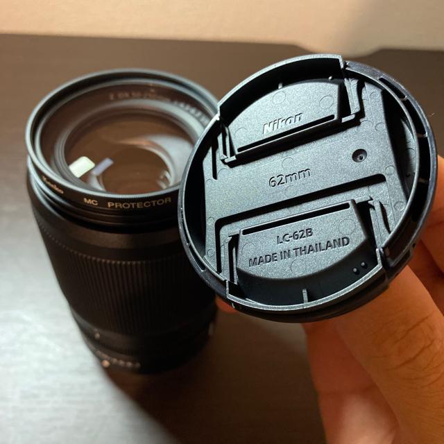 Nikon(ニコン)のnikkor z dx 50-250 未使用品 スマホ/家電/カメラのカメラ(レンズ(ズーム))の商品写真