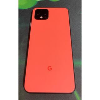 Google Pixel - Pixel 4 Oh So Orange SIMフリー