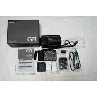 リコー(RICOH)の極美品 RICOH GR3 オプション多数(コンパクトデジタルカメラ)