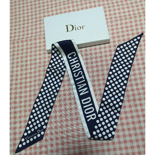 クリスチャンディオール(Christian Dior)のディオール シルクスカーフ(バンダナ/スカーフ)