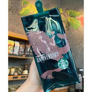 スターバックスコーヒー(Starbucks Coffee)の海外 スターバックス サイレン ポーチ (ポーチ)