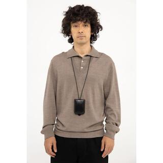 ルメール(LEMAIRE)の【LEMAIRE】 Layered Polo Shirt(ニット/セーター)