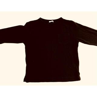 GU - ロンT 長袖 Tシャツ 男の子 シンプル