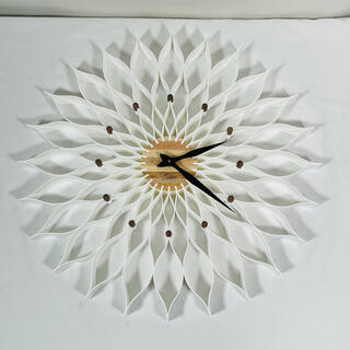Francfranc - 壁掛け時計 フランフラン ルファールウォールクロック