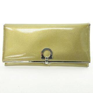 サルヴァトーレフェラガモ(Salvatore Ferragamo)のサルヴァトーレフェラガモ ガンチーニ 長財布(財布)