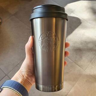 スターバックスコーヒー(Starbucks Coffee)の韓国 スターバックス 20秋 グラデーション ステンレス タンブラー(タンブラー)