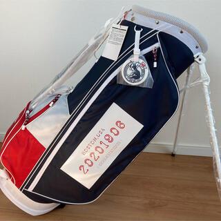 New Balance - 新品 ニューバランスゴルフ スタンド式 キャディバック トリコロール☆8型 軽量