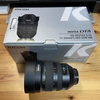 PENTAX - Pentax D FA 15-30F2.8ED SDM WR