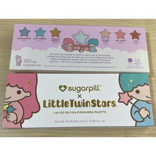 セフォラ(Sephora)のSugarpill Little Twin Stars アイシャドウ パレット (アイシャドウ)