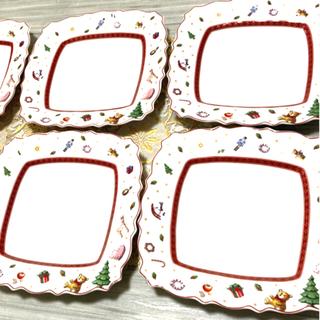 ビレロイ&ボッホ - 【レア】ビレロイ&ボッホ  クリスマスプレート4枚
