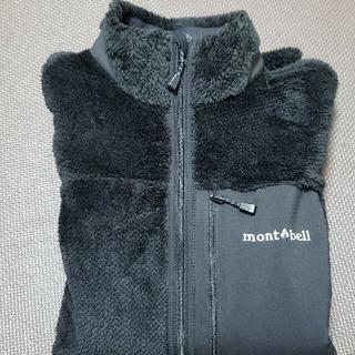 mont bell - mont-bell クリマエア ジャケット 黒 XL