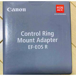 Canon - キヤノン CREFEOSR コントロールリングマウントアダプター