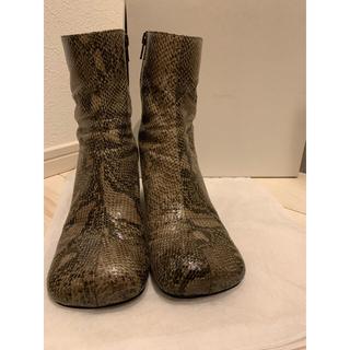 トゥデイフル(TODAYFUL)のtodayful  Square Short Boots(ブーツ)