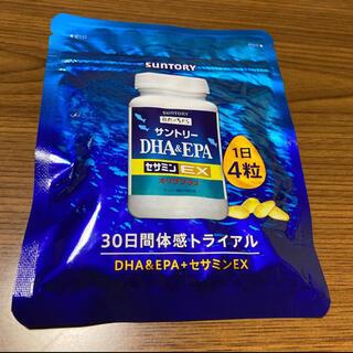 サントリー(サントリー)のサントリーDHA&EPA+セサミンEX(その他)