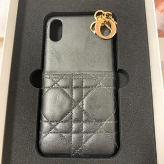 ディオール(Dior)のDior iPhone XSケース(iPhoneケース)