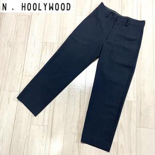 エヌハリウッド(N.HOOLYWOOD)の【used】N.HOOLYWOOD Design Work Pants(ワークパンツ/カーゴパンツ)