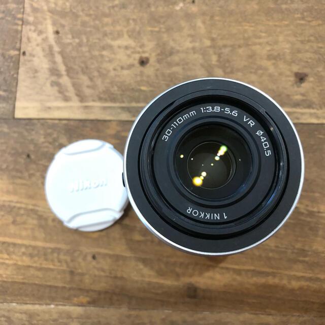 Nikon(ニコン)のせんと様ニコンレンズ 1NIKKOR VR 30-110mm f/3.8-5.6 スマホ/家電/カメラのカメラ(レンズ(ズーム))の商品写真