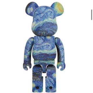 MEDICOM TOY - Gogh The Starry Night BE@RBRICK 1000%