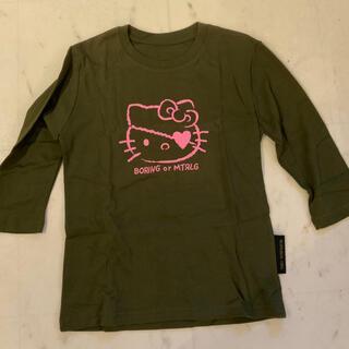 マテリアルガール(MaterialGirl)のロングTシャツ MATERIAL GIRL マテリアルガール キティ(Tシャツ(長袖/七分))