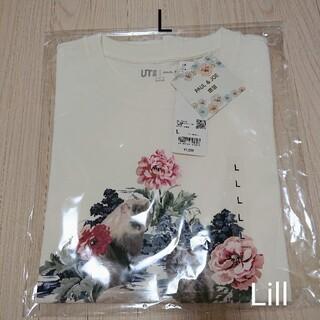 UNIQLO - ユニクロ ポール&ジョー Tシャツ ホワイト L 新品