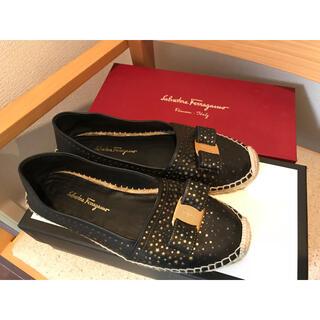 Ferragamo - フェラガモ フラット スター 靴