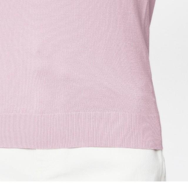 GU(ジーユー)のGU クルーネックセーター レディースのトップス(ニット/セーター)の商品写真