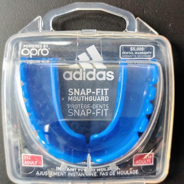 adidas(アディダス)のすぐに使える ボクシング キックボクシング アディダス マウスピース 送料無料 スポーツ/アウトドアのスポーツ/アウトドア その他(ボクシング)の商品写真