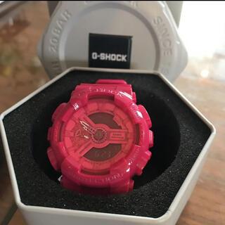ジーショック(G-SHOCK)の⭐️⭐️GMA-S110CC-4AER G-SHOCK(腕時計(デジタル))