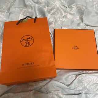 エルメス(Hermes)のエルメス   空箱ショップバック(ショップ袋)