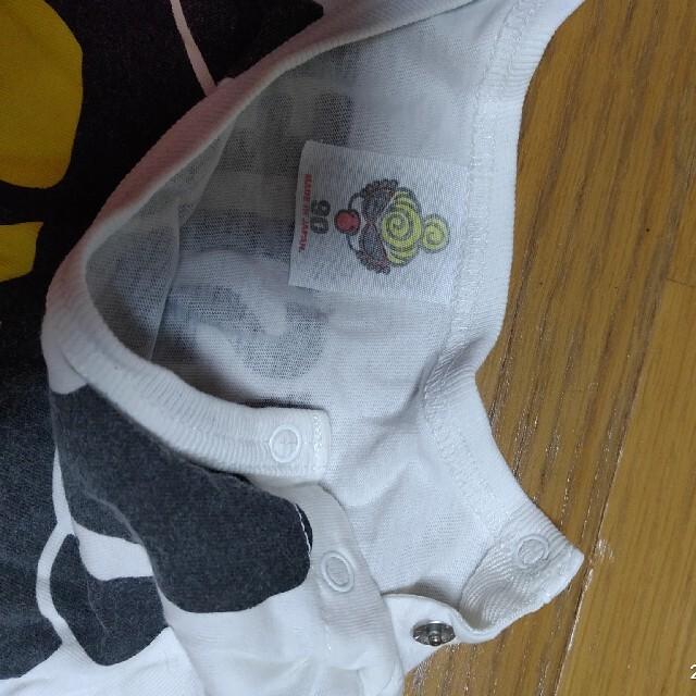 HYSTERIC MINI(ヒステリックミニ)の値下げ中!Tシャツ90㌢ヒステリックミニ キッズ/ベビー/マタニティのキッズ服女の子用(90cm~)(Tシャツ/カットソー)の商品写真
