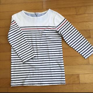 しまむら - カットソー    ティシャツ   M ボーダー