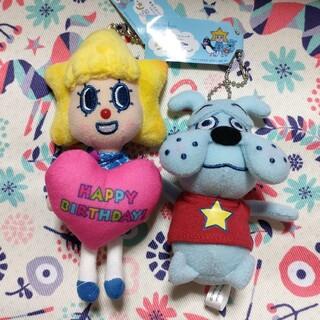 2点セット☆スカイツリーキャラクター ソラカラ&スコブルブル(キャラクターグッズ)