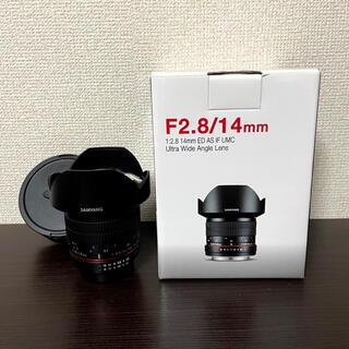 Nikon - サムヤン 14mm f2.8 ニコンFマウント用