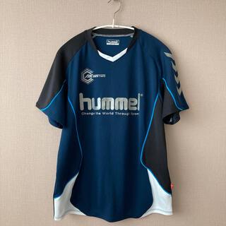ヒュンメル(hummel)のメンズ ヒュンメル プラクティスシャツ Sサイズ(Tシャツ/カットソー(半袖/袖なし))