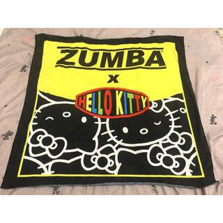 ズンバ(Zumba)のZUMBA×ハローキティー バンダナ(バンダナ/スカーフ)