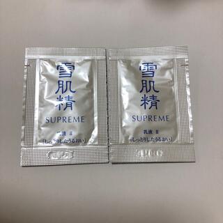 セッキセイ(雪肌精)の雪肌精 乳液Ⅱ(乳液/ミルク)