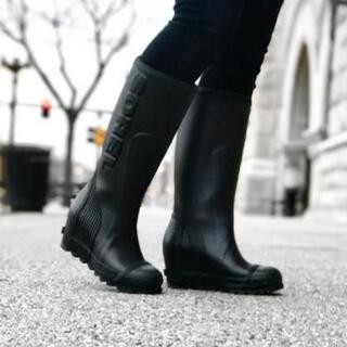 ソレル(SOREL)の  ソレル SOREL ジョアン レイン ウェッジ トール(レインブーツ/長靴)