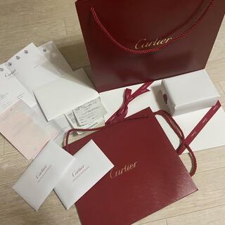 Cartier - Cartier カルティエ リング バレリーナ ダイヤ プラチナ