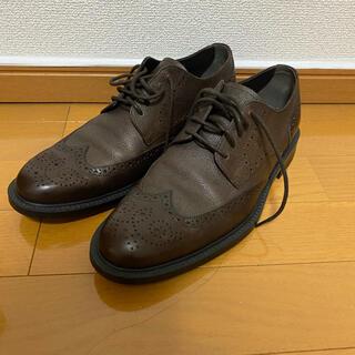 トッズ(TOD'S)のTOD'S ブラウン 革靴 (ドレス/ビジネス)