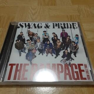ザランページ(THE RAMPAGE)のTHE RAMPAGE SWAG & PRIDE(ポップス/ロック(邦楽))