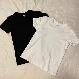 UNIQLO - UNIQLO U クルーネックTシャツ