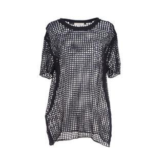 アレキサンダーワン(Alexander Wang)の☆ IRO カットオフTシャツ ブラック(Tシャツ(半袖/袖なし))