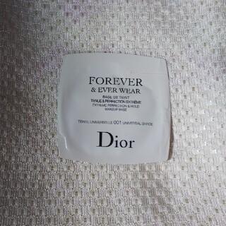ディオール(Dior)のディオール サンプル(フェイスクリーム)