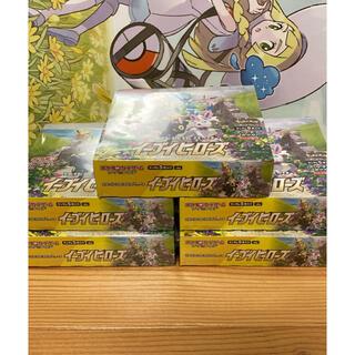 ポケモン(ポケモン)のポケモンカードゲーム イーブイヒーローズ   5BOX(Box/デッキ/パック)