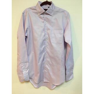 スーツカンパニー(THE SUIT COMPANY)のTHE SUIT COMPANY   ドレスシャツ スリムフィット パープル(シャツ)