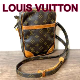 LOUIS VUITTON - 【LOUIS VUITTON】ダヌーブ ショルダーバッグ