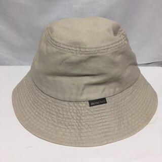 mont bell - モンベル 帽子 ワッフルハット バケットハット ベージュ モンベル