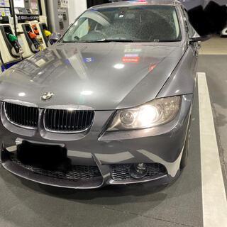 ビーエムダブリュー(BMW)のbmw 320i e90 車検約2年 全込み 置き場所に困っているので大幅値下げ(車体)